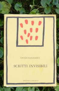 Scritti invisibili